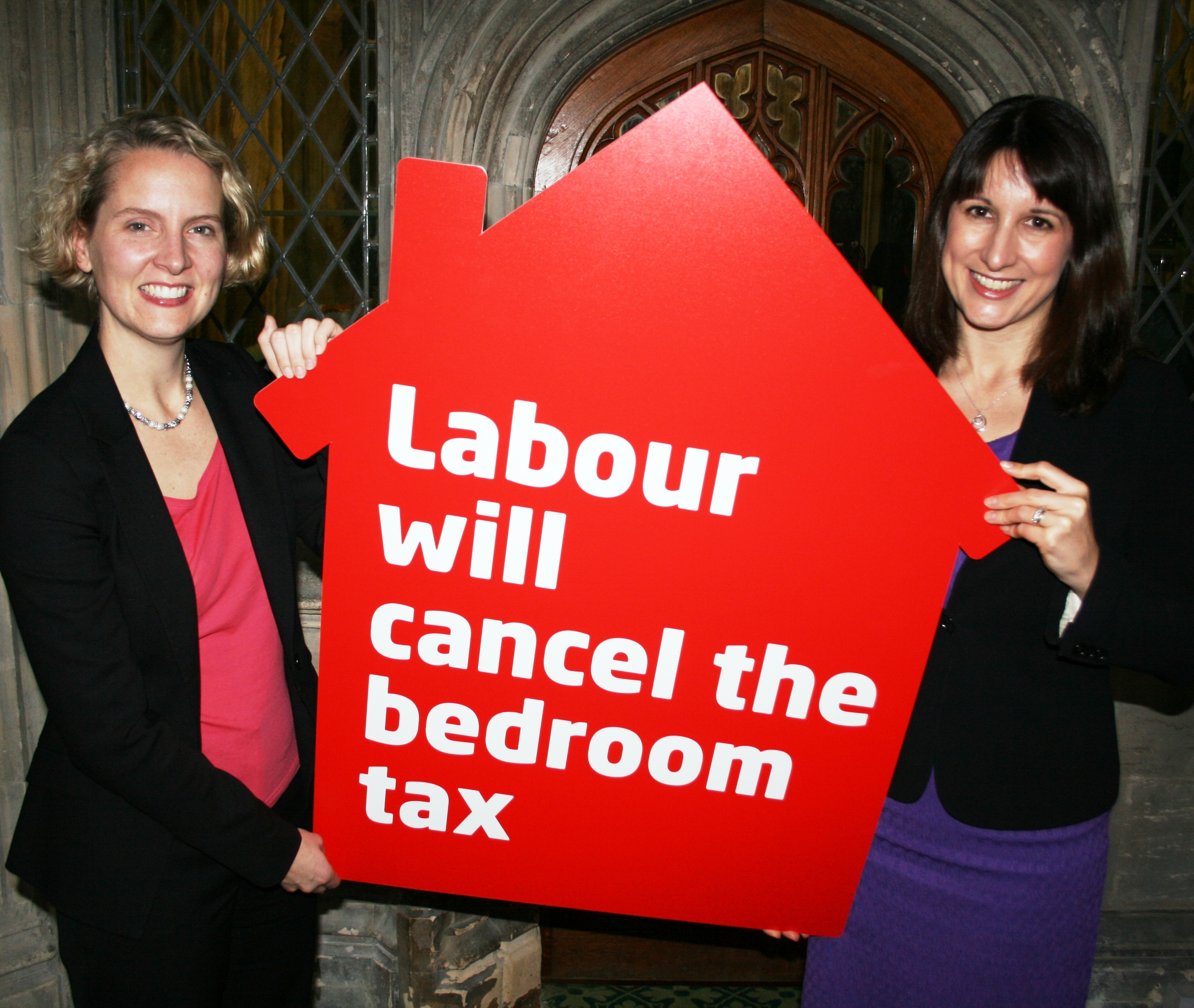 Emma Reynolds Mp Bedroom Tax Is An Attack On Social Housing And