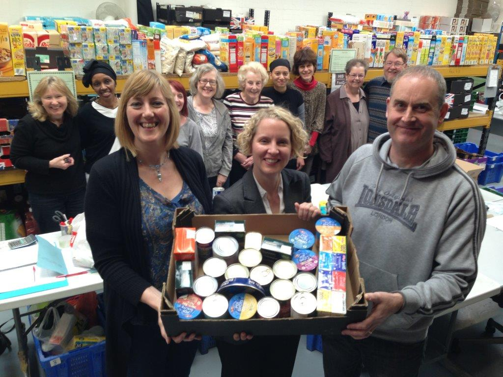 Emma Supports Council Appeal For Public To Donate Spare